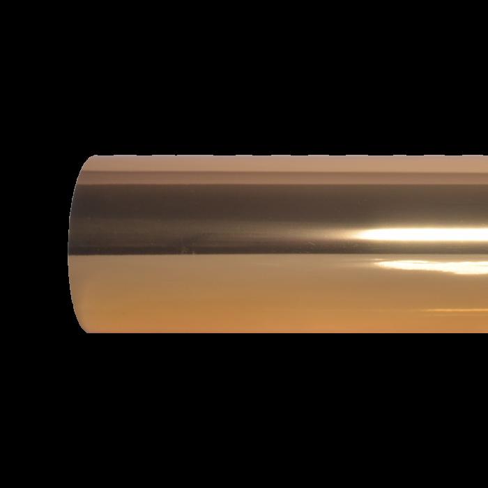 Metálico foil dorado