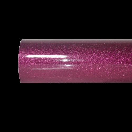 Glitter morado