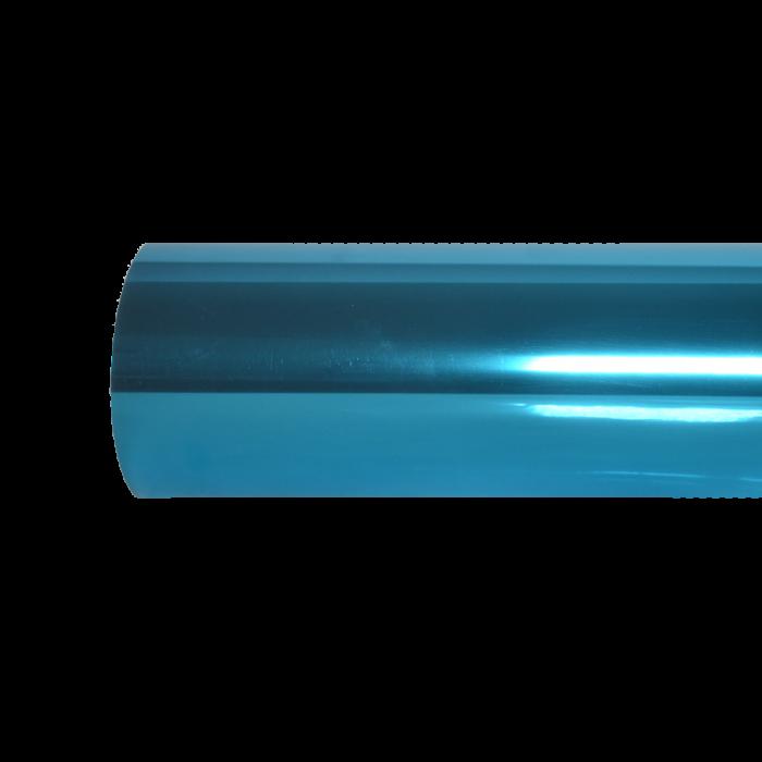 Metálico aqua