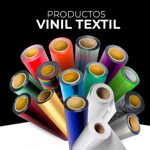 Vinil textil para sublimacion