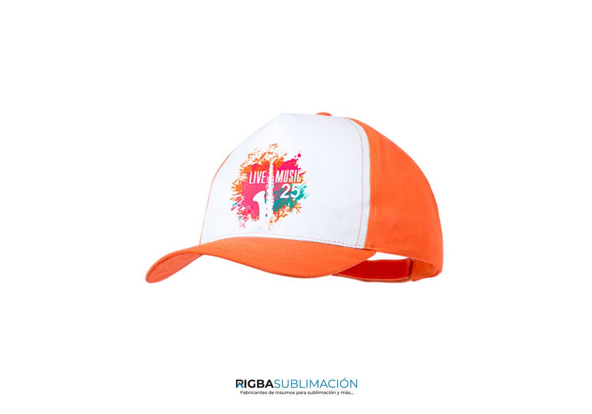 gorra para sublimacion