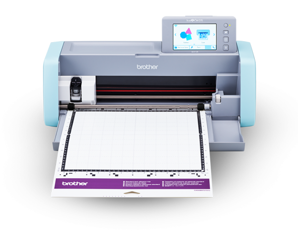 Plotter de corte ScanNCut