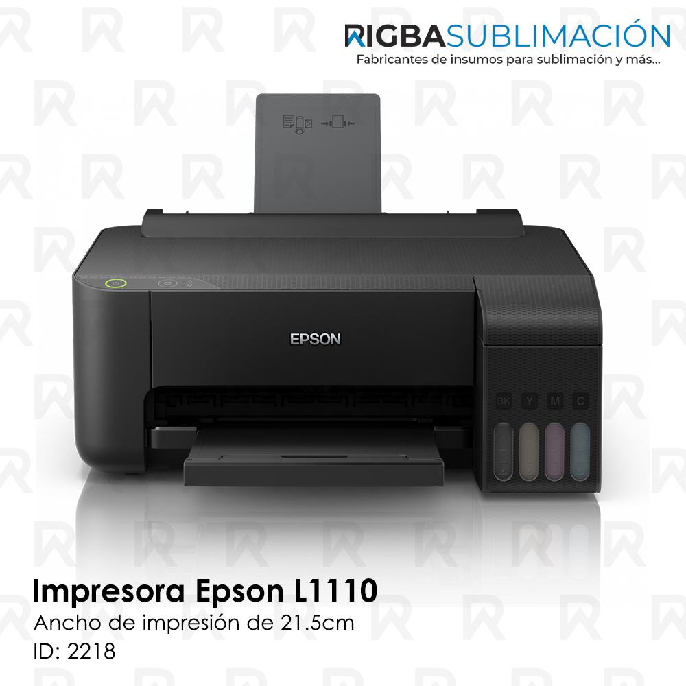 Impresora Epson EcoTank L1110