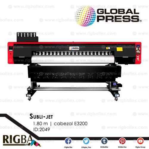 Impresora de alta resolucion para sublimacion