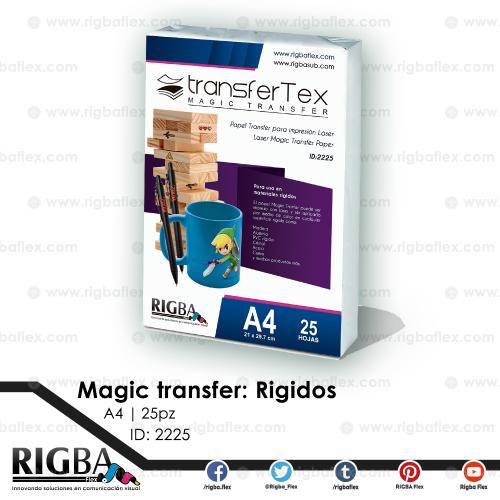 Magic Transfer Rígidos