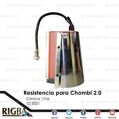 Resistencia 17oz Chombi 2.0