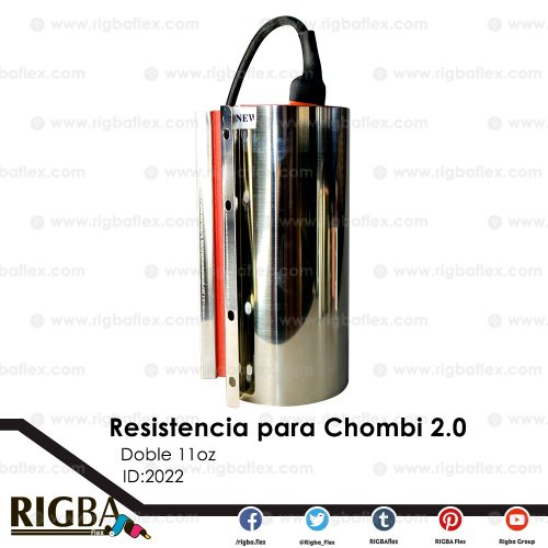 Resistencia doble para Chombi 2.0