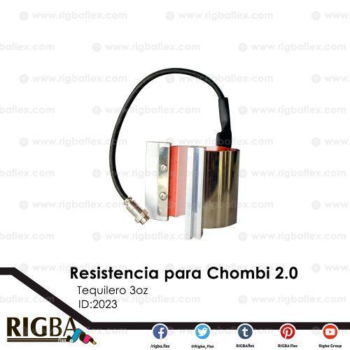 Resistencia para mini taza 2.5oz Chombi 2.0