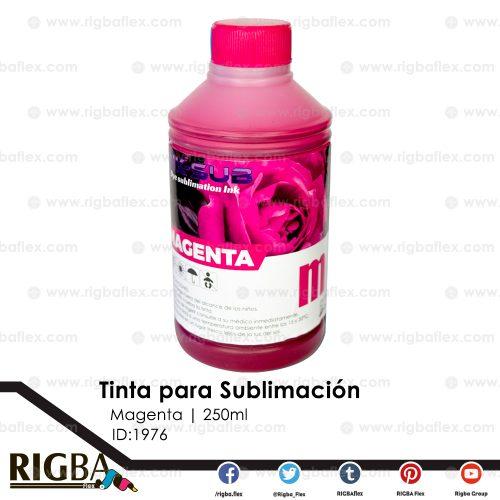 Tinta para Sublimación Magenta 250ml
