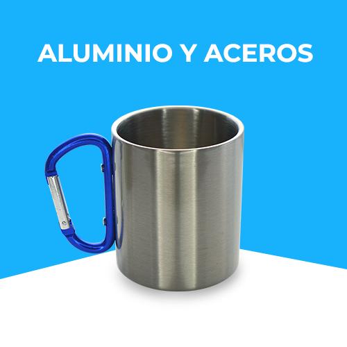 Aluminio y aceros